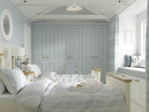 Sherborne French Grey & Chalk Bedroom Web