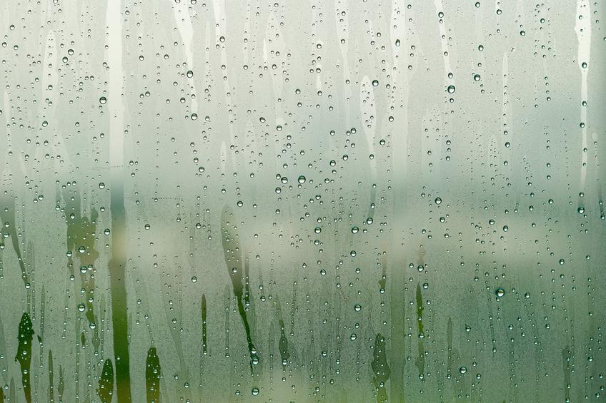Condensation mirror