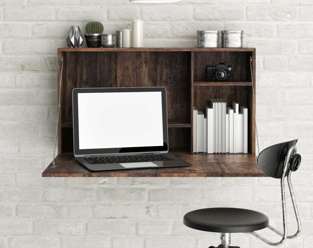 Hanging office desk - iStock_000056701922_Crop