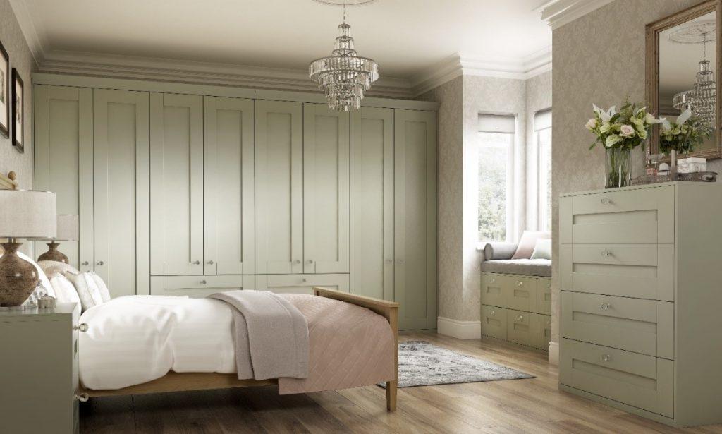 Panararmer Bedroom